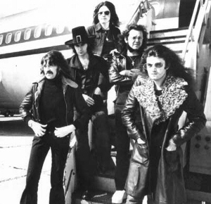 deep purple avion tournee