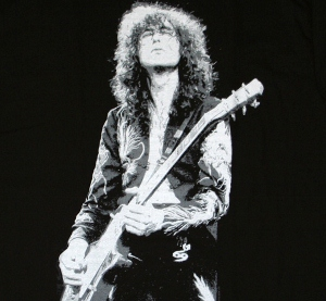 jimmy page guitare