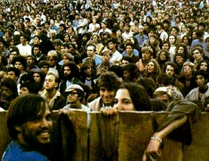 backstage woodstock